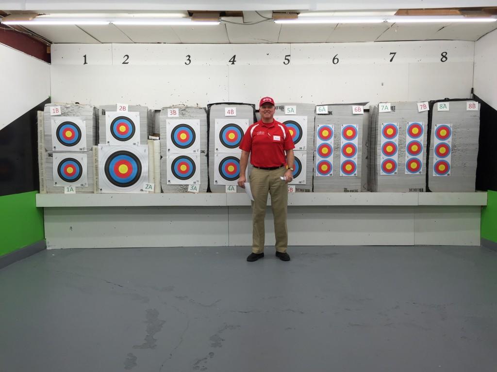 Frontier Bowmen - 2015 Canadian Indoor Regional Championships