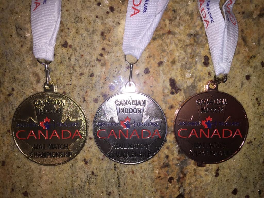 2015 Mailmatch Medals