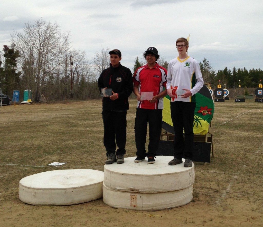 Keegan Parsons wins Bronze at the 2014 Canada Cup