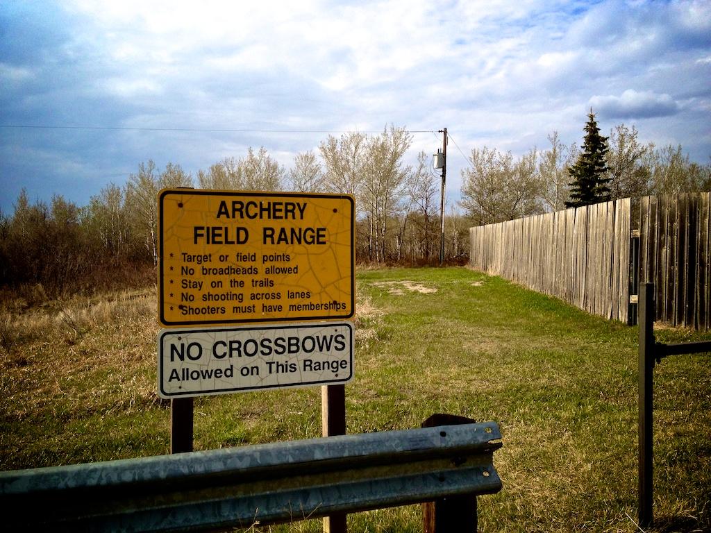 RWF - Walking Field Range